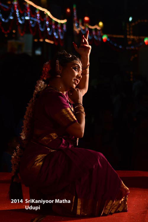 Bharathanatyam Srinivas Kala Nilaya On 11 Jan 2014