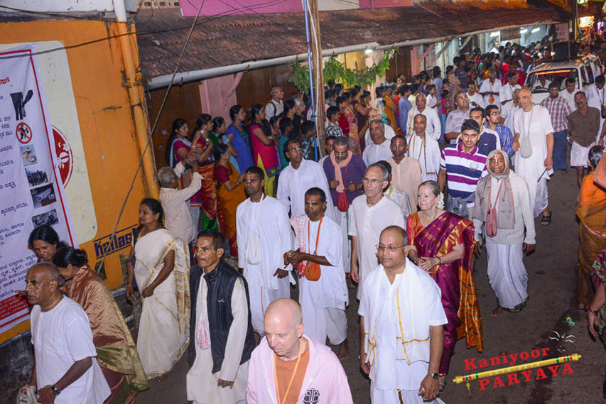 Procession to Carstreet