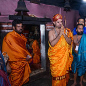 58 Darshan_of_Sri_Chandramouleshwara_and_Sri_Anantheshwara__004