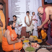 Felicitation_At_Sri_Raghavendra_Matha_On_14_Jan_2014_Math_Vi
