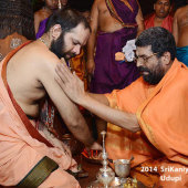 Felicitation_By_Lakshmivarathirtha_Swamiji_On_14_Jan_201_006